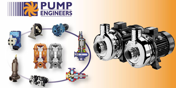 Ebara pumps